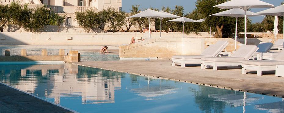 Borgo Egnazia Swimming Pool
