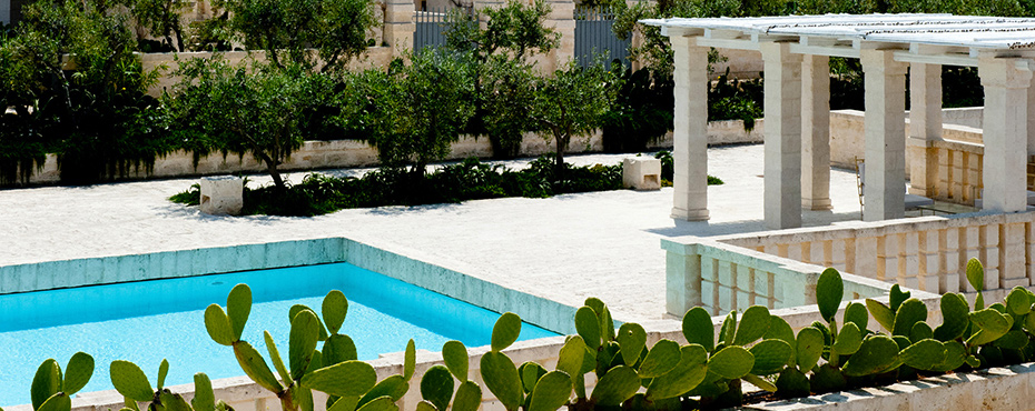 Borgo Egnazia Villa with pool